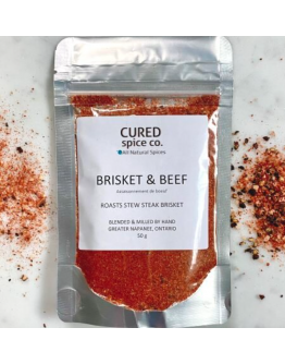 Brisket & Beef - All Natural Spices