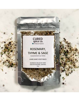 Rosemary, Thyme, Sage - All Natural Spices